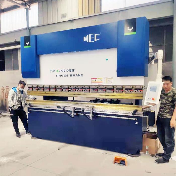 南京200吨数控折弯机
